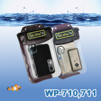 DiCAPac WP-710 WP-711 waterproof case