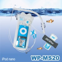 DiCAPac wp-ms20 waterproof case for ipod mp3