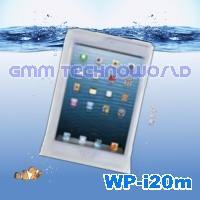DiCAPac waterproof case for iPad mini