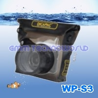 DiCAPac waterproof case WP-S3