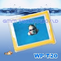 "DiCAPac Waterproof Case for 10"" Tablet PC"