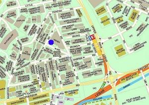 GMM Technoworld Pte Ltd location