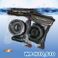 DiCAPac WP-H10 WP-610 waterproof case