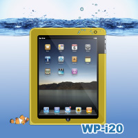 DiCAPac WP-i20 waterproof case for New iPad iPad2